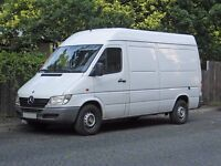 SPRINTER DWB FOR ALL YOUR REMOVALS