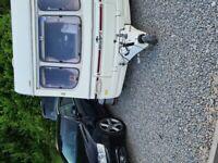 swift corvette diamond 4 berth caravan