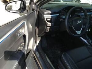 2014 Toyota Corolla LE/NAVIGATION/LEATHER/LOW, LOW KMS! Kitchener / Waterloo Kitchener Area image 10