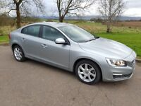 Volvo S60 2.0 D4 Business Edition with factory fitted extras