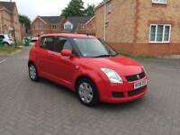 2009 SUZUKI SWIFT GL 1.4 PETROL 12 MONTH MOT, FULL SERVICE HISTORY, LOW MILEAGE, HPI CLEAR