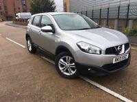 2013 Nissan Qashqa Facelift 1.6 Acenta CVT SUV Automatic Petrol Long MOT Smooth Drive Good Condition