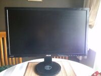 """ASUS VG278HE 27"""" 144Hz 2ms Gaming Monitor"""