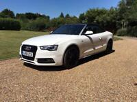 Audi A5 convertible SLine *FULLY LOADED*