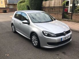 BARGAIN!! PRICE REDUCED!! VOLKSWAGEN GOLF DIEDEL HATCHBACK 1.6 TDI BLUEMOTION TECH 5 DOORS