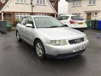 Audi A3 1.6, Cheap To Run And Insure, Great family car, Low mileage