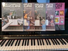 Beginner Piano lessons and Singing lessons - Glasgow Southside!