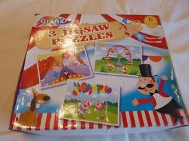 set of puzzles - great item