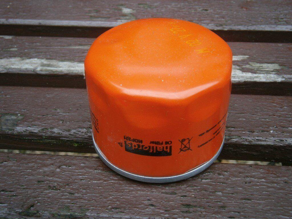 Halfords Oil Filter 321