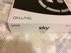 Sky+ had box brand new