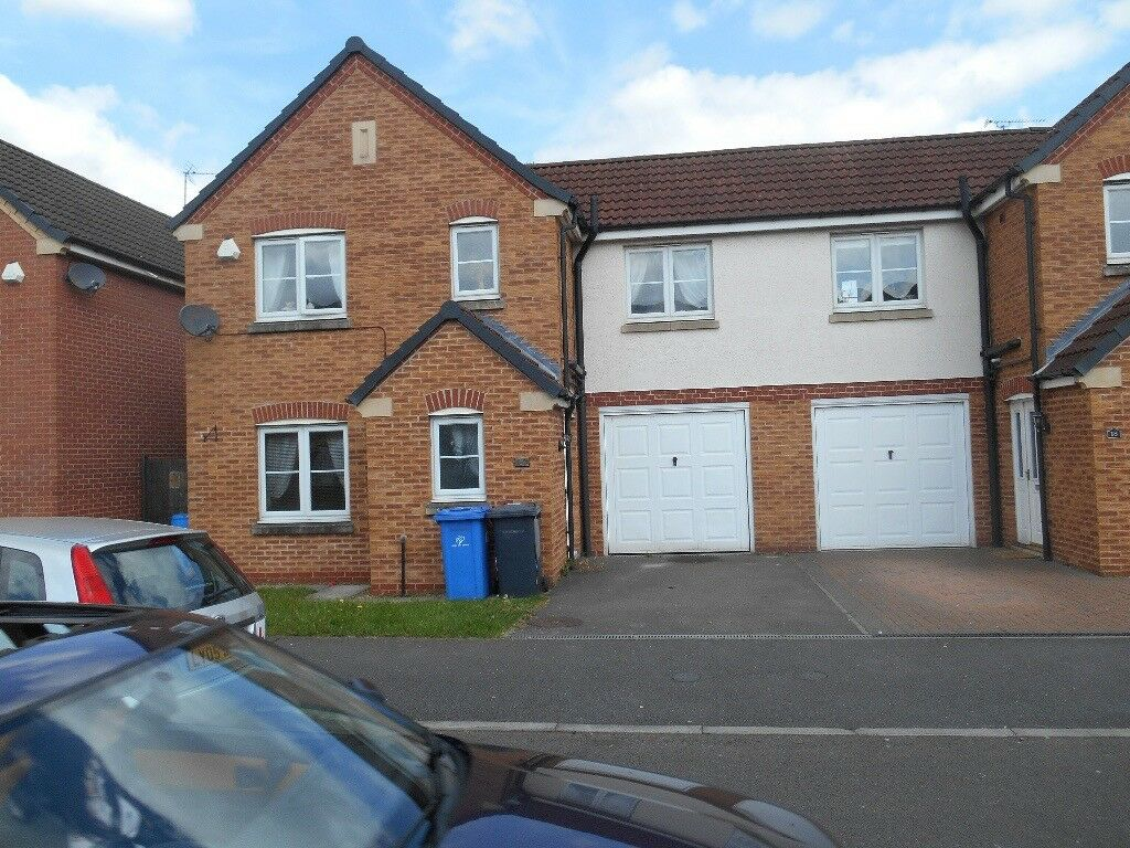 THREE BEDROOM SEMI DETACHED HOUSE in a sought after area of Alvaston