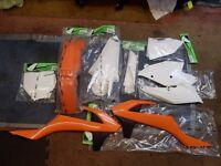 Plastics Kit For 250 SX 2016
