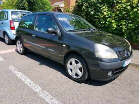 Clio billabong 2003 black *years mot*