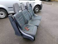Three Back Seats for Mercedes Vito Van