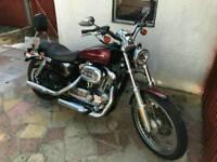 2004 Harley Davidson XL 1200 c custom sport
