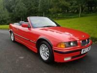 1997 BMW 323i convertible