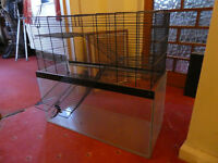 Gerbil/Hamster cage