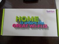 Talk Talk Huawei HG633 Dual Band Wireless Super Router Fibre Broadband ( new) 30 £ Free delivery.
