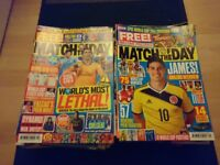 Over 180 Match of the Day Magazines & Annuals