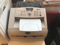 Fax Machine and Copier - Brother Super G3 - Excellent condition