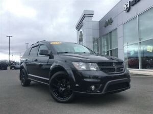 2013 Dodge Journey SXT BLACKTOP, BACKUP CAM, AUTO START
