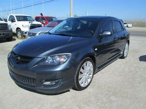 2009 Mazda Mazdaspeed3 TURBO**6 SPEED**CERTIFIED**3 YEARS WARRAN