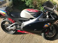 Aprilia RS125 Racing Model Old Shape