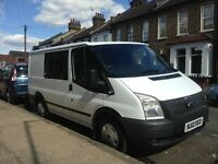 Ford transit 125 ps van is best you could get