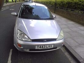 Ford focus MOT excellent running vehicle must be seen £260