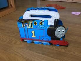 Thomas the tank train storage box