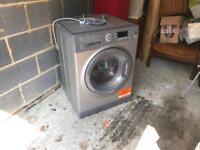 Hotpoint Washer Dryer - Large Drum, Energy efficient