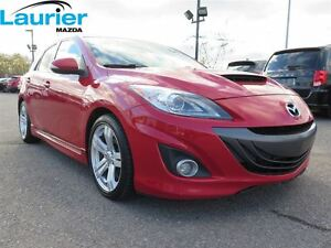 2012 Mazda Mazdaspeed3 SPEED CUIR+A/C+TURBO