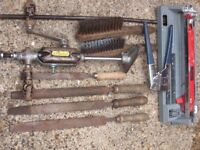 HAND TOOLS (VARIOUS).