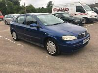 ASTRA CLUB, 76,400 MILES, FULL SERVICE HISTORY