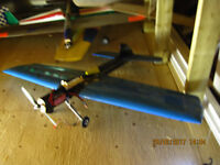 model aeroplne clear out