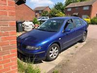 Seat Leon 1.6s 5 door 2001