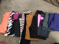 Size 10 bundle of ladies clothing. Good condition