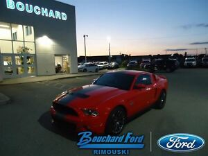 2012 Ford Mustang GT 500 334, 99$ aux 2 sem**