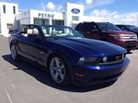 2011 Ford Mustang GT - Conv. BLUETOOTH, LEATHER...