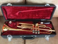 Yamaha YTR1335 Bb Student Brass Trumpet Outfit