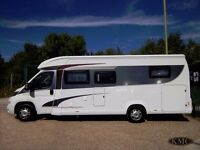 Fiat Ducato Hobby Optima T70GE 2.3 Multijet Motorhome for sale at Kent Motorhome Centre