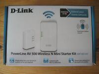 d link powerline av500 wireless n