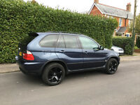 BMW X5 3.0D AUTO 2006 SPORT EDITION, TOP SPEC with FULL LEATHER, SAT NAV - LOW TAX (VAT INVOICE Inc)