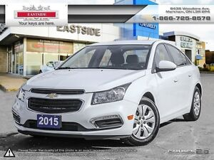 2015 Chevrolet Cruze LT -WHEELS - B.TOOTH- REAR VIEW CAMERA