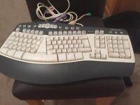 Ergandomic Keyboard for computer