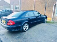 Mercedes e270 cdi 2005 £1050