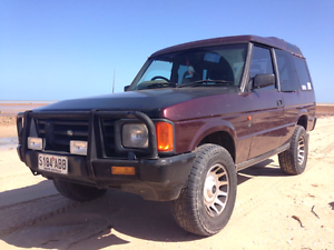 SWB 93 landrover discovery 1 v8 Whyalla Whyalla Area Preview