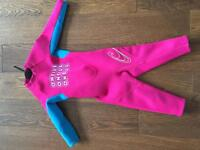 O Neil toddler wetsuit