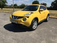 Nissan Juke 2015 1.5 dCi Acenta Premium (s/s) 5dr£6,850 ONE OWNER, 12 MONTH MOT