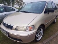 1999 HONDA SHUTTLE 2.3 LS..7 SEATER..AUTOMATIC..LONG MOT